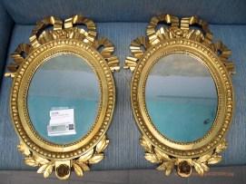 spegellampetter, 1700-tal pris 22 000 kr