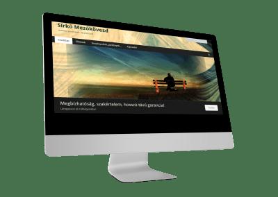 Sírköves honlap