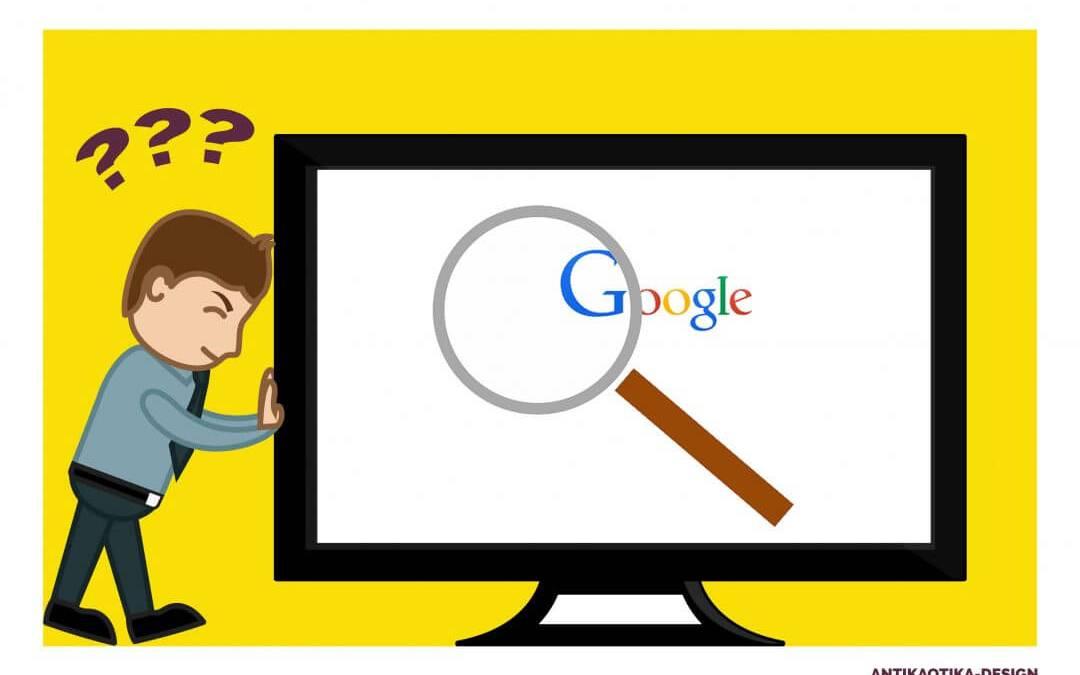 Google kereső – Nem találom a weboldalam!