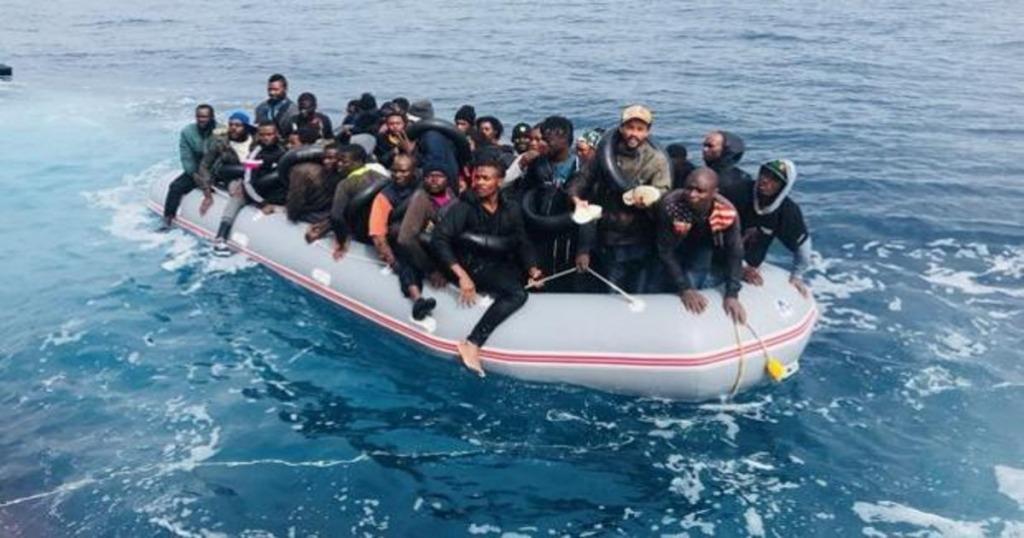 Italia : Con los ojos vendados ante el horror de los muertos mediterráneos