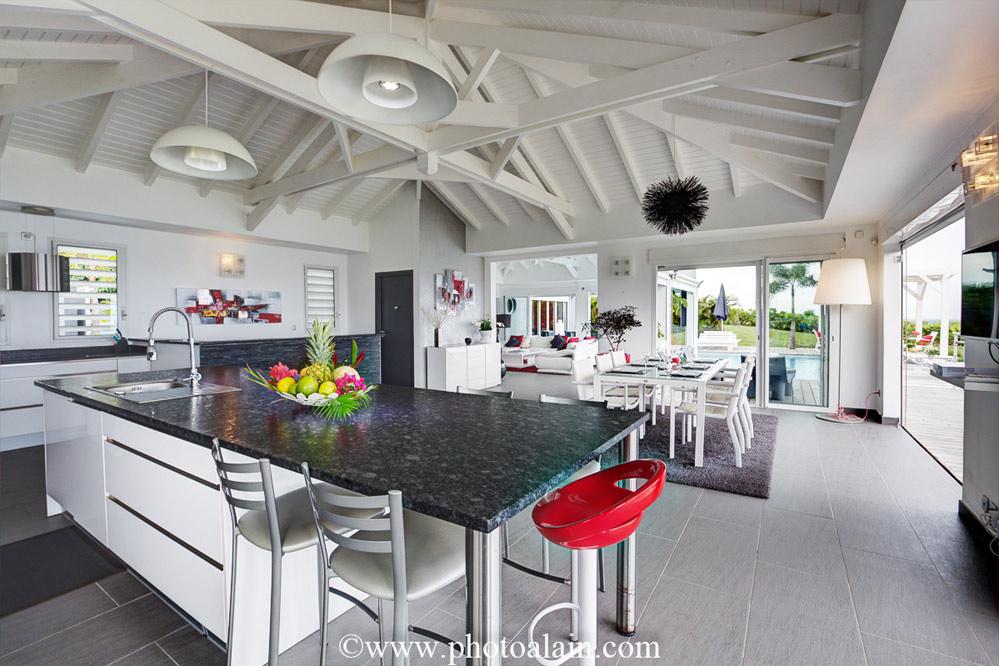 Location Villa Prestige Guadeloupe Villa Paradise 5