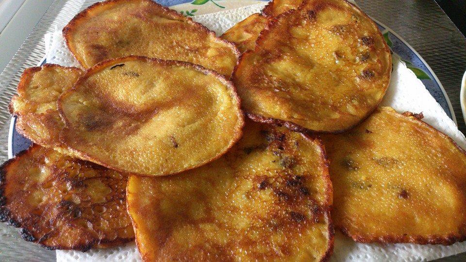 Recepten Antilliaanse Keuken : Arepa di pampuna antilliaanse pompoen pannenkoeken