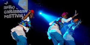 Afro Caribbean Festival in Bredene