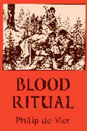 Blood Ritual by Dr. Philip DeVier - book cover