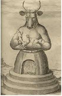 Beast Moloch (Molech)