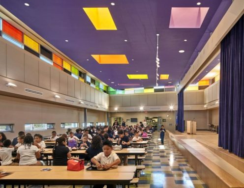 Roosevelt Elementary School, Bridgeport CT, Educational Architecture, Antinozzi Associates