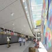 Antinozzi Associates, Architecture firm, Harding High School