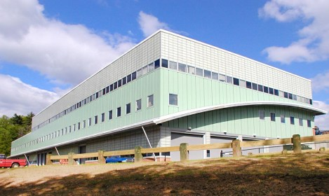 Antinozzi Associates, Education Architecture, Howell Cheney Technical High School, Manchester, Connecticut