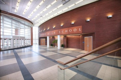 Antinozzi Associates, Education Architecture, Oxford High School, Oxford Connecticut