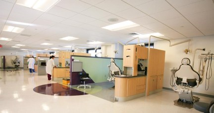 University of Bridgeport – Fones School of Dental Hygiene, Education Architecture, Antinozzi Associates