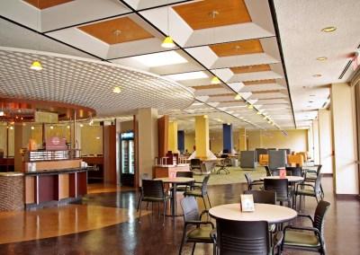 University of Bridgeport – Wahlstrom Library