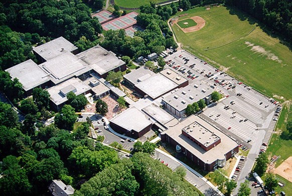 Antinozzi Associates, Education Architecture, Greenwich High School, Greenwich, Connecticut