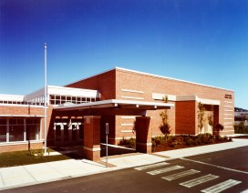 Antinozzi Associates, Education Architecture, Scotts Ridge Middle School, Ridgefield, Connecticut