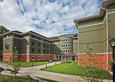 University of Bridgeport – University Hall
