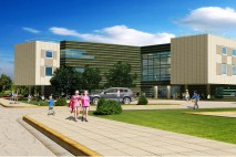 Antinozzi Associates, Francis Walsh Intermediate School K-12 Education Architecture,