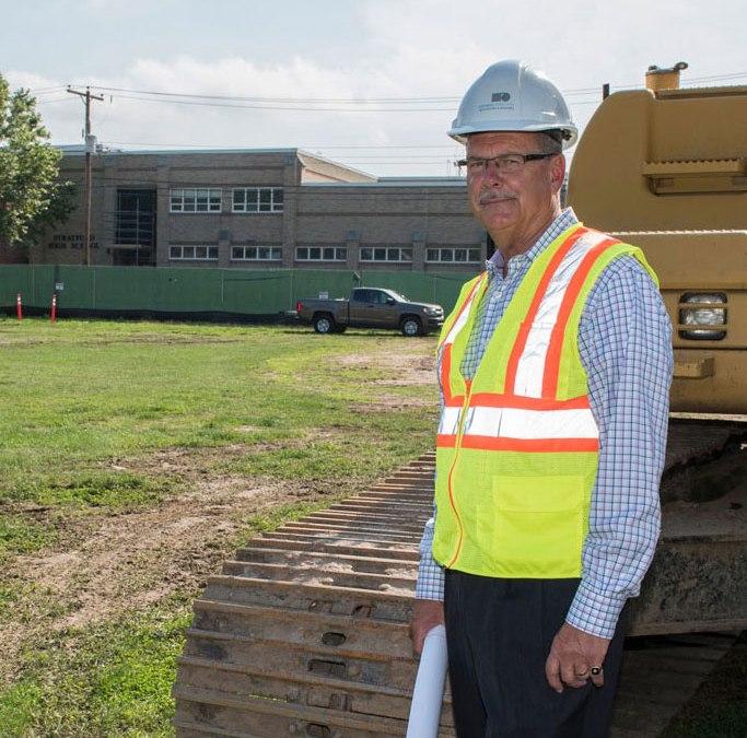 $125 Million Renovation Leads to Alma Mater Visit