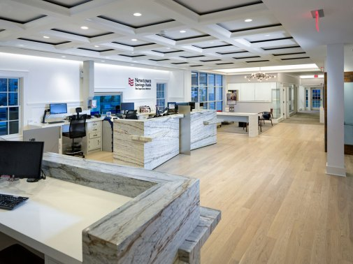 Antinozzi Associates, Financial Architecture