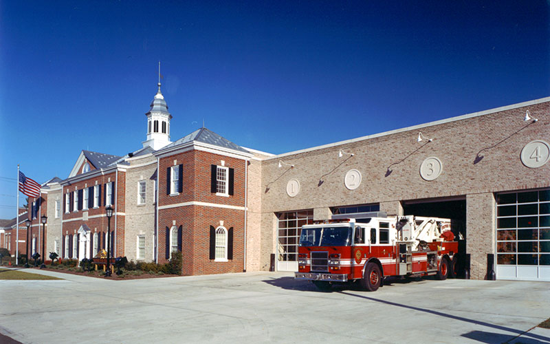 Stratford Fire Headquarters | Antinozzi Associates
