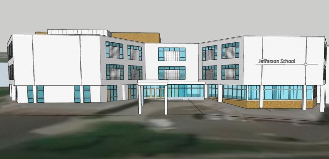 Renovations Will Make Jefferson A 'Neighborhood' School in Norwalk