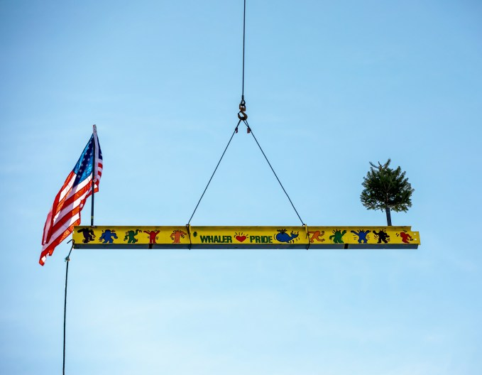 Beam Topping Ceremony 5