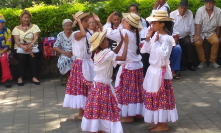 Unas verdaderas fiestas de la danza y el sainete