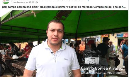 Alcaldía de Donmatías promueve la economía y la cultura local