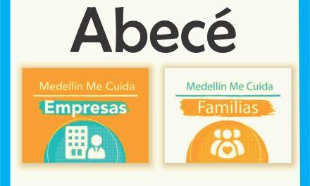 Abecé de «Medellín me Cuida Empresas».