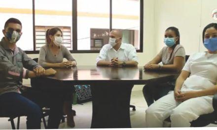 Betulia presenta su equipo de Respuesta Inmediata de Emergencias