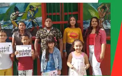 Toledo hace campaña por #CeroTrabajoInfantil