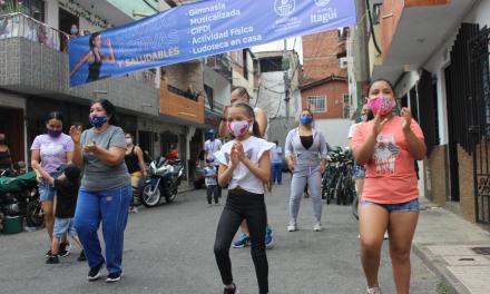 Itagüí busca cuadras más activas y saludables