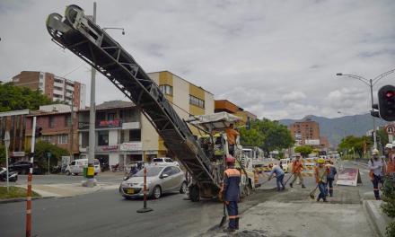 Medellín invierte más de $390.000 millones en sus vías
