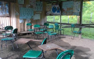 Retos de la educación rural en San Pedro