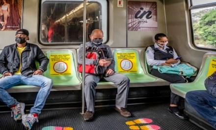 Nueva ruta del Metro, la del autocuidado