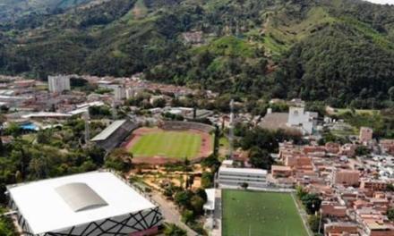 Nuevo campus universitario en Itagüí