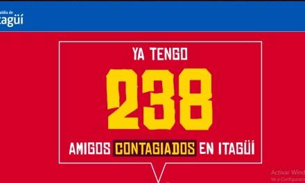 La página www.coronavirusitagui.com brinda Información de primera mano