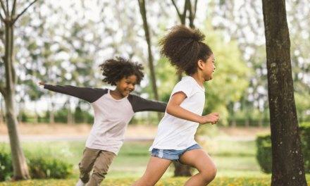 La salud física infantil de Nechí