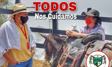 Peque hace una campaña #EntreTodosNosCuidamos