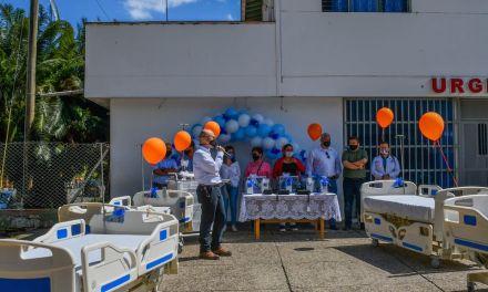 Andes cuenta con nuevos equipos biomédicos