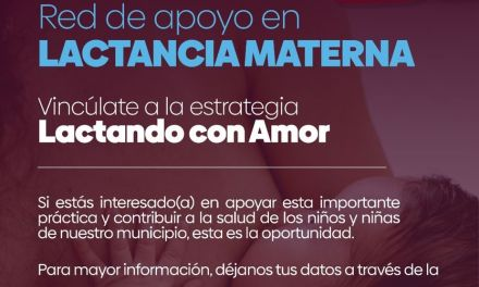 """Lactando con Amor"" nueva estrategia que implementa Girardota"