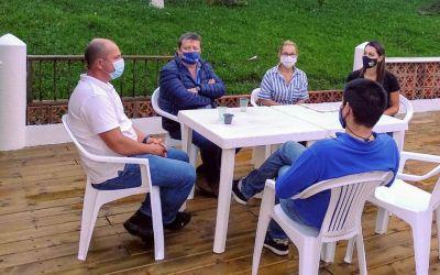 Heliconia contó con la visita del Director Nacional de Fondo de Reparación Unidad para las Víctimas