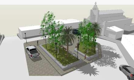 Caramanta tiene en proyecto la reforma del parque principal