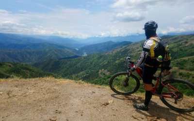 Club de ciclismo de montaña en Donmatías