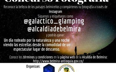 Concurso de fotografía para los habitantes de Belmira