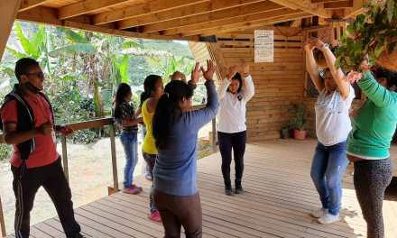 Pueblorrico está enfocado en los procesos de danza en las zonas rurales