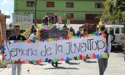 Con éxito finalizó semana de la juventud en Montebello