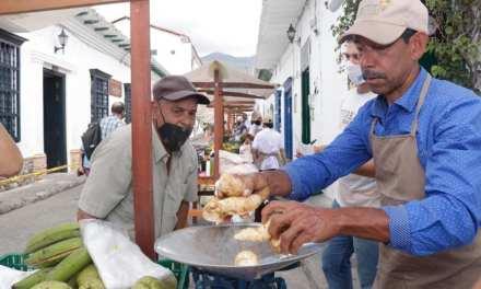 Regresan los mercados campesinos a Santa Fe de Antioquia