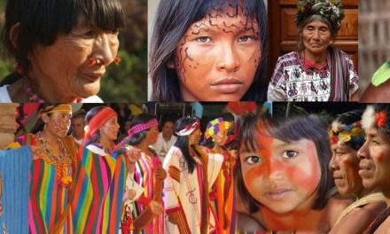 La población indígena protege el 50% de la tierra a nivel mundial