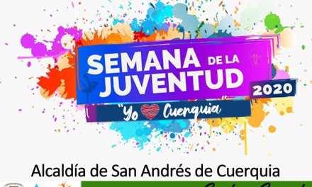 Semana de la Juventud en San Andrés de Cuerquia