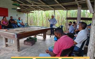 Yolombó busca el desarrollo de sus zonas rurales