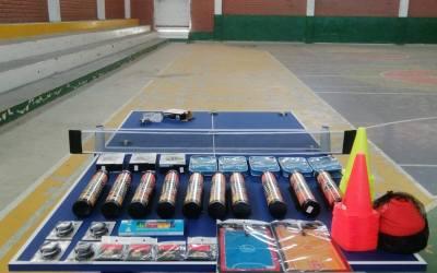 Dotación deportiva para Sabanalarga
